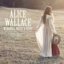 Alice Wallace - Memories Music & Pride [New Vinyl LP]