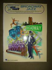 EZ PLAY Songbook #259 Broadway Jazz ... 35 Stage Hits