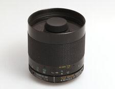Tamron SP 500 mm f/8 Tele Macro Spiegelobjektiv Adaptall2 System