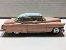 ERTL 1952 Cadillac Model 68 ,4-door Pink-White Number 12 of vintage vehicles