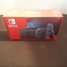 Nintendo Switch V2 Grise 32 Go tbe