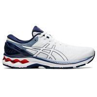 ASICS GEL-Kayano 27 Shoe - Men's Running - White - 1011A767.100
