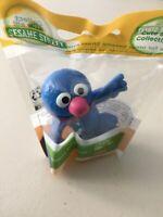 "Sesame Street Friends 3"" Grover pvc figure NEW Select from Menu"