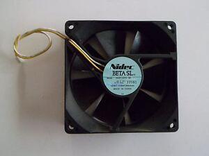 Nidec BETA SL Model D09T-24PH 06 24V DC 0,10Amp *Gebraucht*