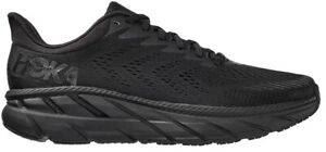 Hoka Clifton 7 Mens Running Shoes - Black