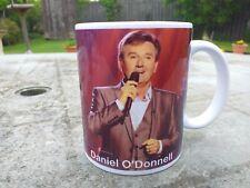More details for irish music legends daniel o'donnell & brendan shine mugs 11oz. birthday gift