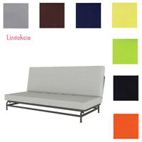 Custom Made Cover Fits IKEA Exarby Sofa Bed, Hidabed Replace Cover, 39 Fabrics