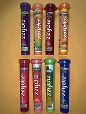 Zipfizz Healthy Energy Drink Mix Variety 8 Flavors 8 Units New flavor Peach Mang