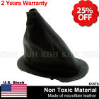 Leather Transfer Case 4x4 Shifter Shift Boot For 1984-1993 Dodge W150 W250 W350