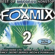 Foxmix 2-Best of Discofox nonstop (1999) Beagle Music LTD., Limahl, DJ Bo.. [CD]