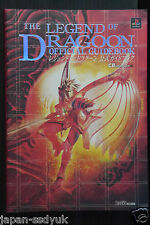 JAPAN Legend of Dragoon Official Guide Book