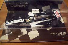 1/43 TYRRELL 1998 FORD 026 RICARDO ROSSET