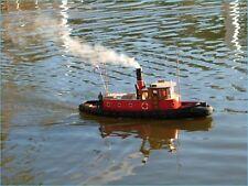 Rc model boat smoke generator 12 volts