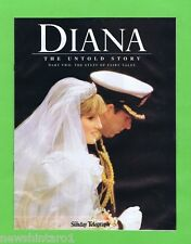#T91.  PRINCESS  DIANA SPECIAL ISSUE  PART  TWO -  THE STUFF OF FAIRY TALES