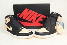 ce0cce57f10e5f Nike Air Jordan Retro I 1 HIGH OG Crimson Tint Black Pink 555088-081 Size