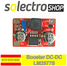 LM2577S 3A Convertidor DC Boost Step-up regulador  ajustable paso arriba A0066
