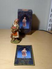 "Fontanini Roman Heirloom Nativity - Sarah - 5"" Scale - 1996 Special Event w/Box"