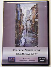 John Michael Carter: Street Scene - Art Instruction DVD