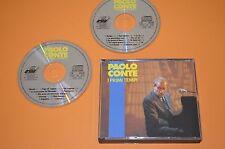 Paolo Conte - I Primi Tempi / Ariola 1989 / 1st. Press / 2CD Box