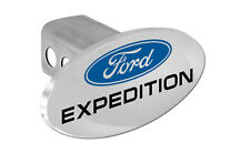 "Ford Expedition Trailer Tow Hitch Cover Plug Emblem 2"" Receiver Tow Plug Cap OEM"