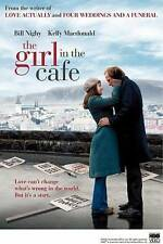 #4 THE GIRL IN THE CAFE New Sealed DVD FREE SHIPPING