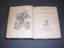 Wagner Tétralogie Ed. D'Art Piazza 1942 Ill. couleurs Malassis belle reliure