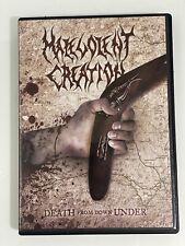 Malevolent Creation: Death From Down Under (DVD, 2011)