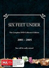 Six Feet Under (DVD, 2014, 24-Disc Set)