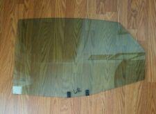2004 AUDI A6 C5 4.2 Left Rear Door Window Glass OEM Original 3 Tinted Soliver