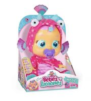 Cry Babies - Missie, Crying Doll with Dummy and Baby Gro New