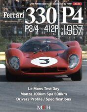 Joe Honda Sportscar Spectacles by HIRO No.1 Ferrari 330P4 P3/4-412P 1967 part 1