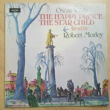 "Oscar Wilde - Robert Morley – The Happy Prince/The Star Child 12"" Vinyl Record"