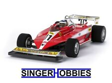 Tamiya Ferrari 312T3 RC F-1 Car Kit Based on F104W Chassis TAM47374 HRP