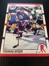 Thomas Steen Jets 1990-1991 Score #14