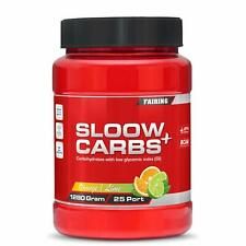 Sloow Carbs Carbohydrate Powder Low Glycemic Sports Drink for Energy