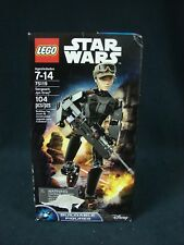 Lego 75119 Star Wars Sergeant Jyn Erso NEW