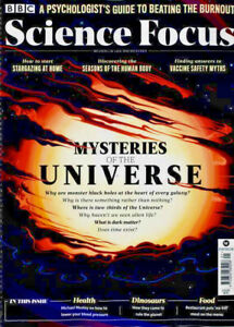 BBC SCIENCE FOCUS MAGAZINE 359 ~ JANUARY 2021 ~ NEW ~