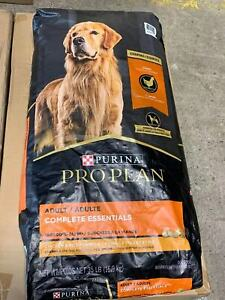 Pro Plan With Probiotics High Protein Shredded Blend Chicken& Rice Formula 35lbs