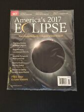 Sky and Telescope August 2017 America's 2017 Eclipse with eclipse glasses New