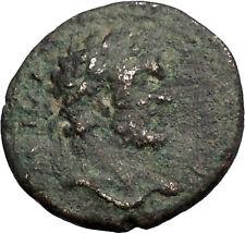 CARACALLA 198AD Hierapolis in Cyrrhestica Authentic Ancient Roman Coin i56373
