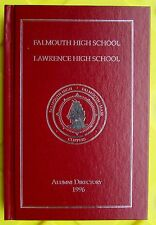 1996 Lawrence & Falmouth High School Alumni Directory- Falmouth, Massachusetts
