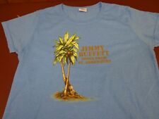 Jimmy Buffett Songs From St. Somewhere Tour 2013 T-Shirt Ladies Medium Tee U7