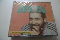 Nuevo Sellado Dave Gorman Genius 3 Tercera Serie BBC Radio 4 3X CD 3 Hours Audio