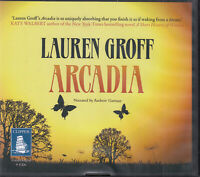 Lauren Groff Arcadia 9CD Audio Book Unabridged Contemporary Fiction FASTPOST