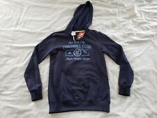 Women's New York City FC Football Club Hooded Sweatshirt Adidas Medium Hoodie