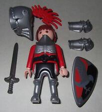 37254, Falkenritter, mit Helm, Rüstung, Schwert und Schild
