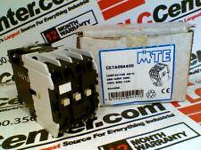 MCG MINI CONTATTORE DL09-30-01 4KW valutato 3 fase 110V Bobina Scatola Nuovo Di Zecca in