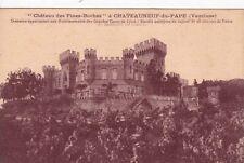 """CHÂTEAUNEUF-DU-PAPE """"château des fines-roches"""" domaine"""