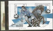 Argentina 1999 SC 2064-6 MNH (3cvj)