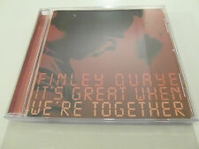 Finley Quaye - It's Great When We're Together (CD Single) Used Very Good